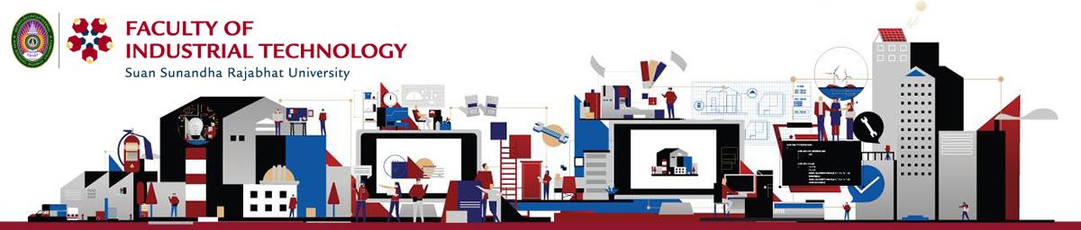 วารสารวิชาการเทคโนโลยีอุตสาหกรรม : มหาวิทยาลัยราชภัฏสวนสุนันทา The Journal of Industrial Technology